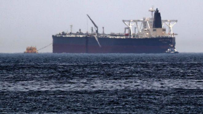 'Explosion' on Iranian oil tanker off Saudi coast 3