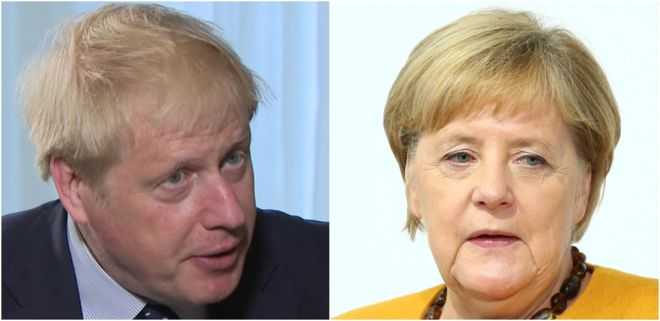 Brexit: Deal 'essentially impossible' after PM-Merkel call - No 10 18