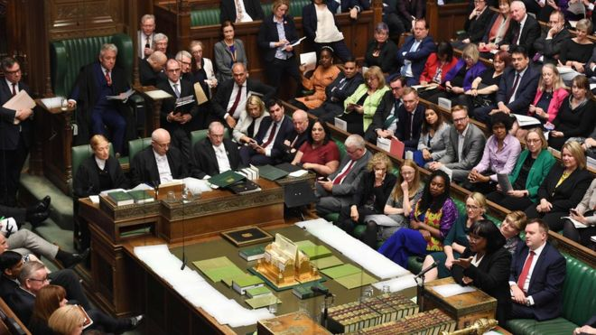 Brexit: Special sitting for MPs to decide UK's future 20