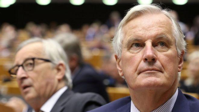 Brexit: EU leaders criticise UK proposals 1