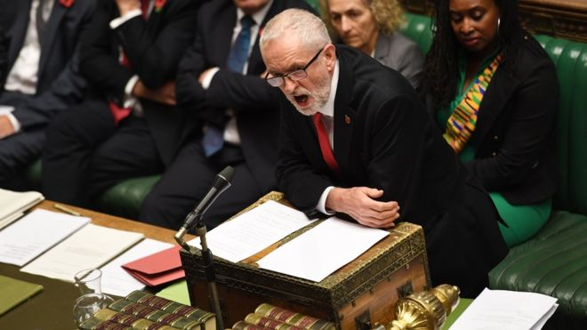 Labour to back early general election 11