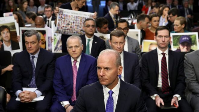 Boeing accused of putting profit before safety by Senators 13