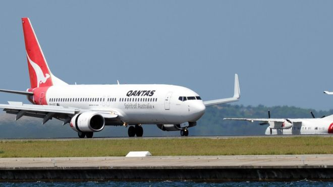 Qantas grounds Boeing 737 plane due to 'cracking' 19
