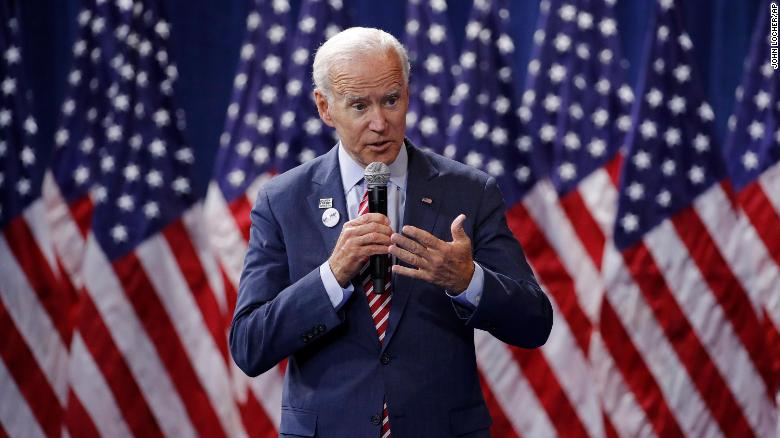 Joe Biden calls for Trump's impeachment for first time 1