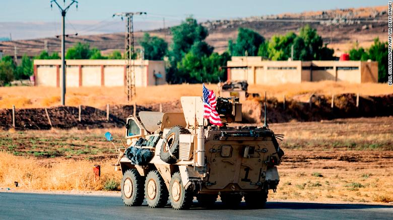 Military leader of Syrian Kurds tells US 'you are leaving us to be slaughtered' 1