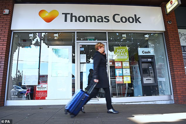 Independent holiday company Hays Travel will buy 555 stores from Thomas Cook 12