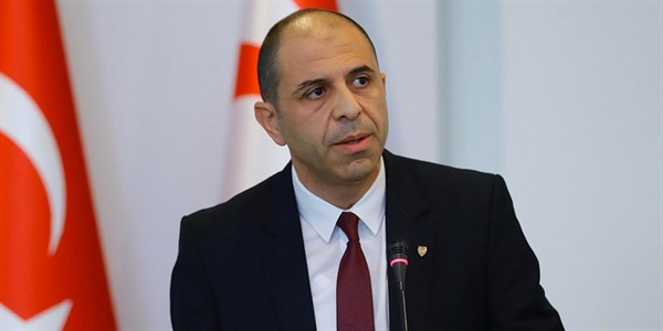 """Özersay: """"We will remove the word """"closed"""", with reference to Maraş """" 1"""