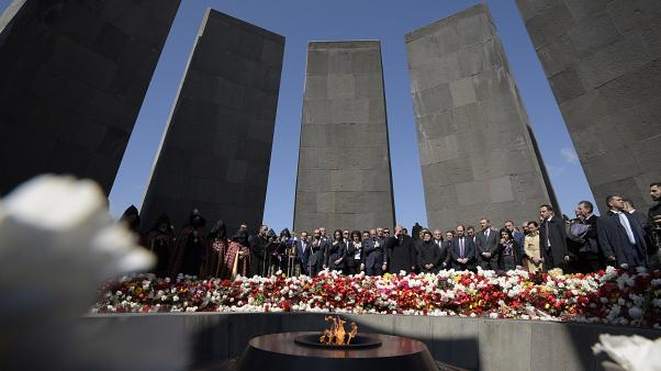 US House says Armenian mass killing was genocide 1