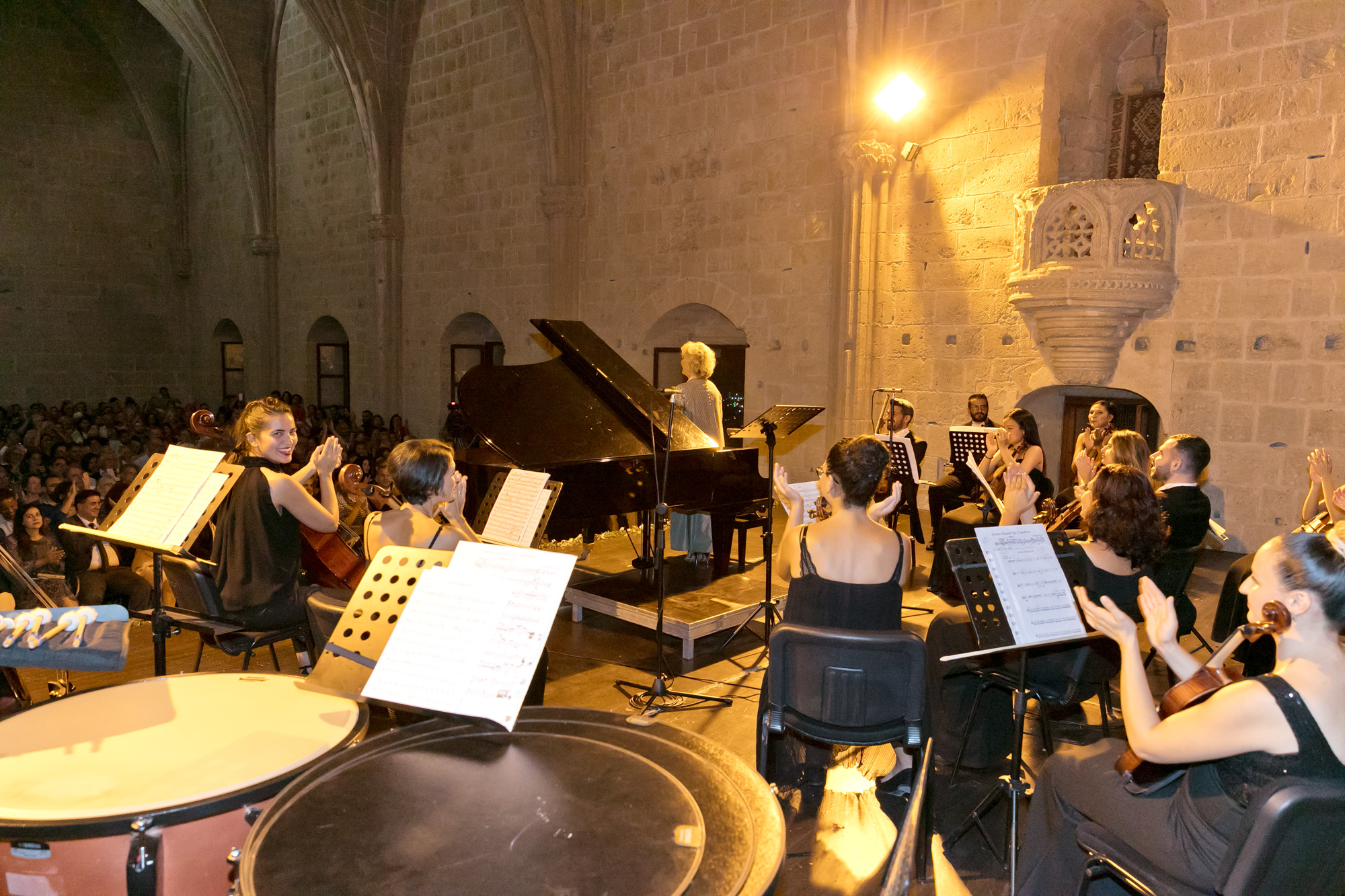 A month of magical musical moments at the Monastery 29