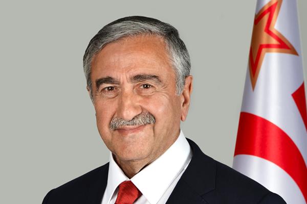 Statement by President Mustafa Akıncı 1