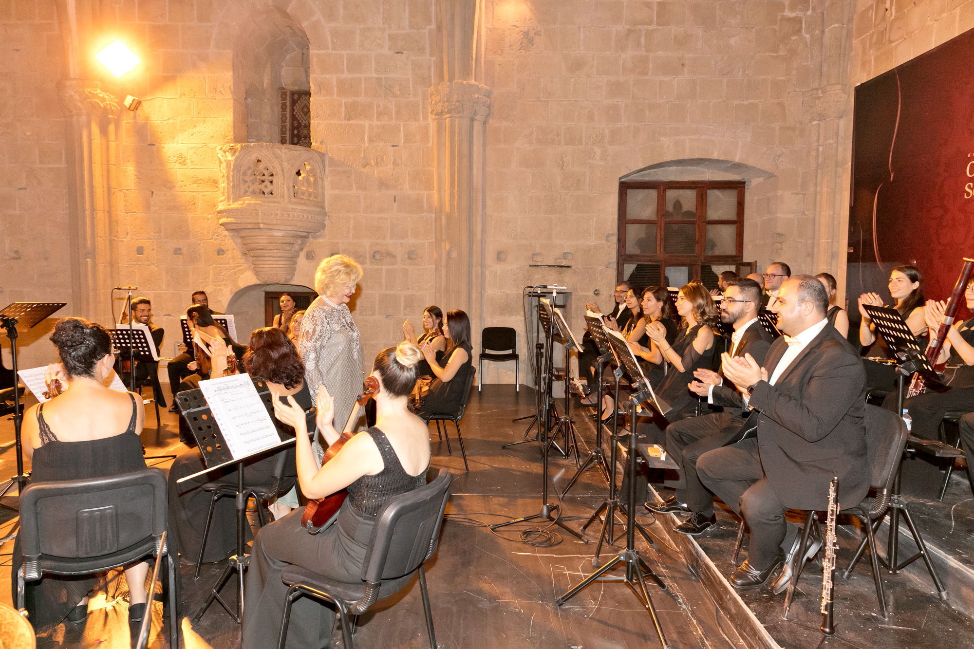 A month of magical musical moments at the Monastery 28