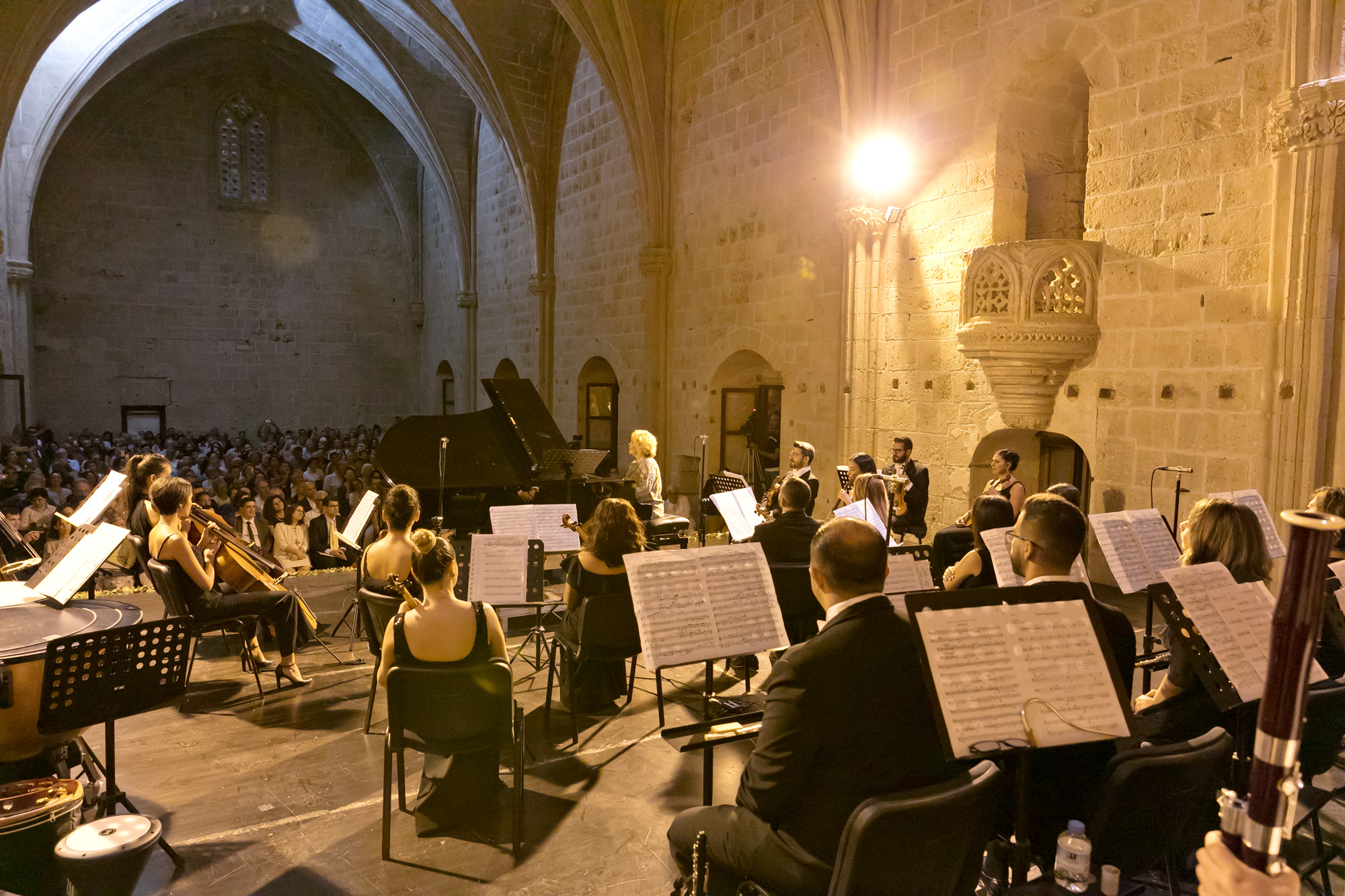 A month of magical musical moments at the Monastery 30