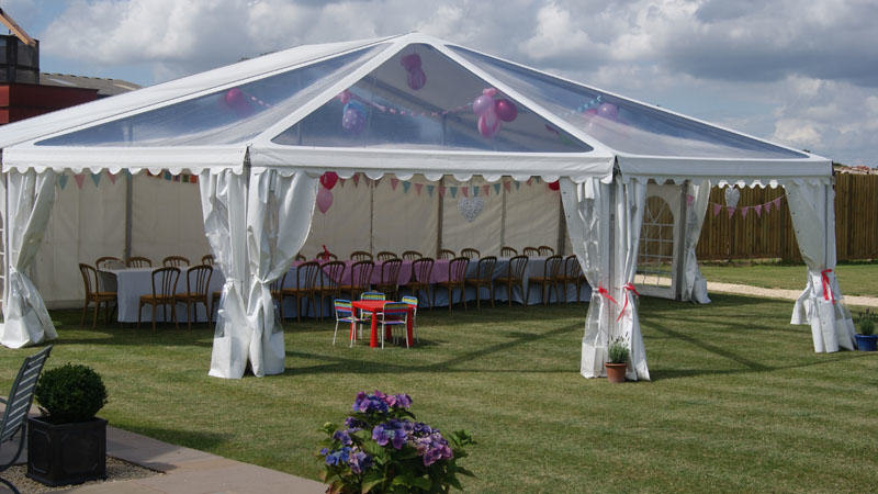 Why Garden Parties and Party Tent Hire Knock Spots Off Function Rooms and House Parties 4