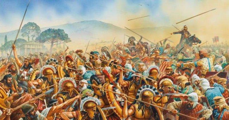 Hidden Viking History Invasion of Macedonia and Greece 15
