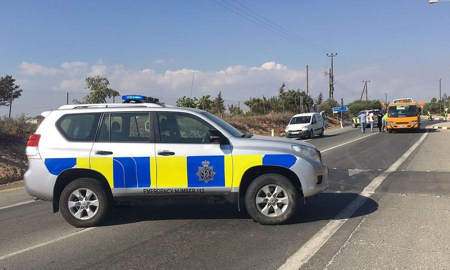 Avgorou biker killed in Larnaca collision 15