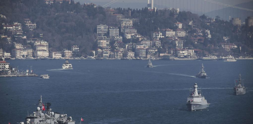 Turkish naval drills ineffective against united east Med competitors 6