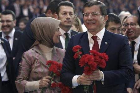 Ex-PM Davutoğlu opens office in Istanbul for new party 1