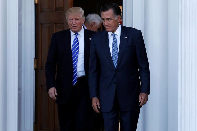 Trump blasts Republican senator as impeachment battle heats up 13
