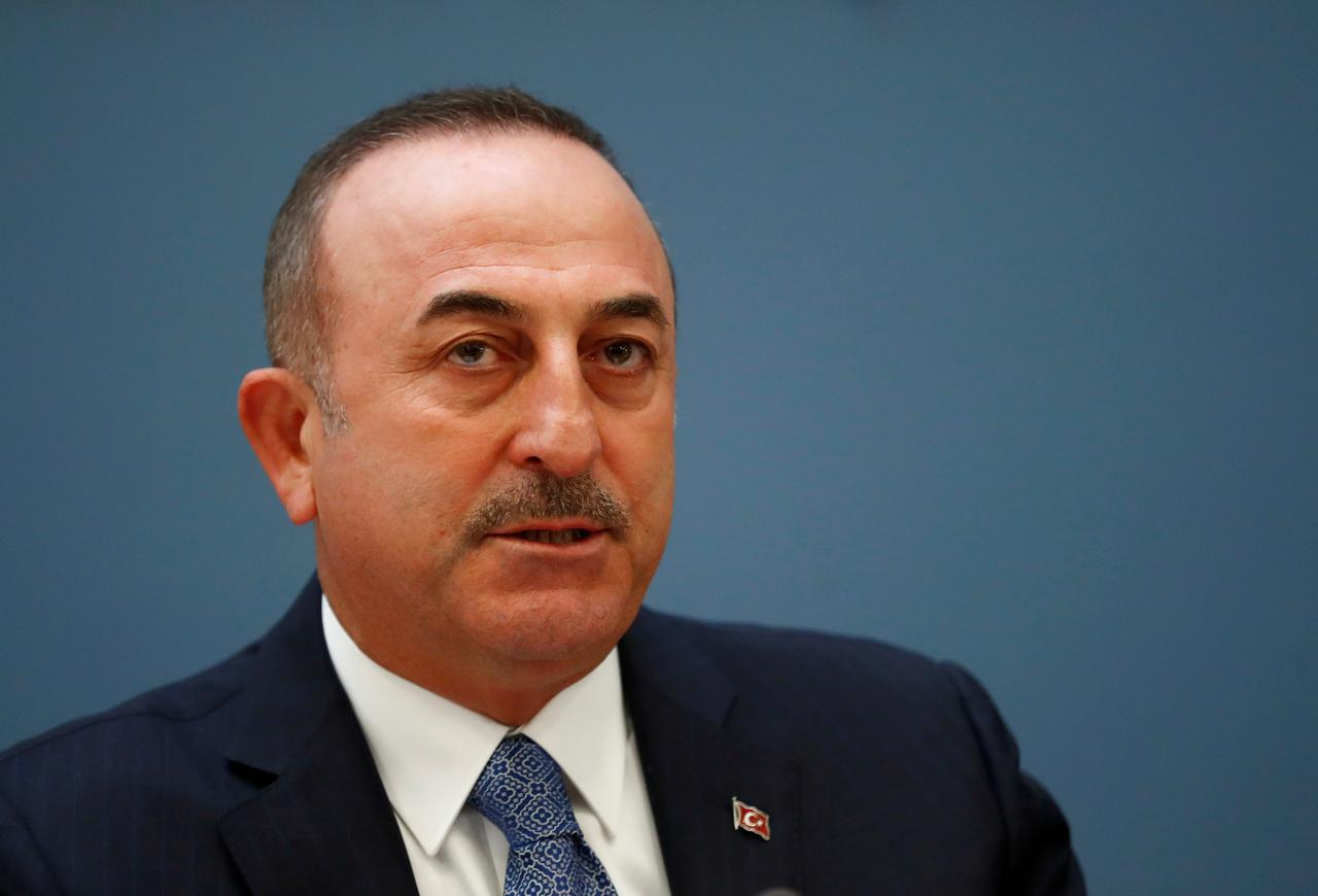 Asked about Trump mediation with Kurds, Turkey says won't talk to terrorists 12