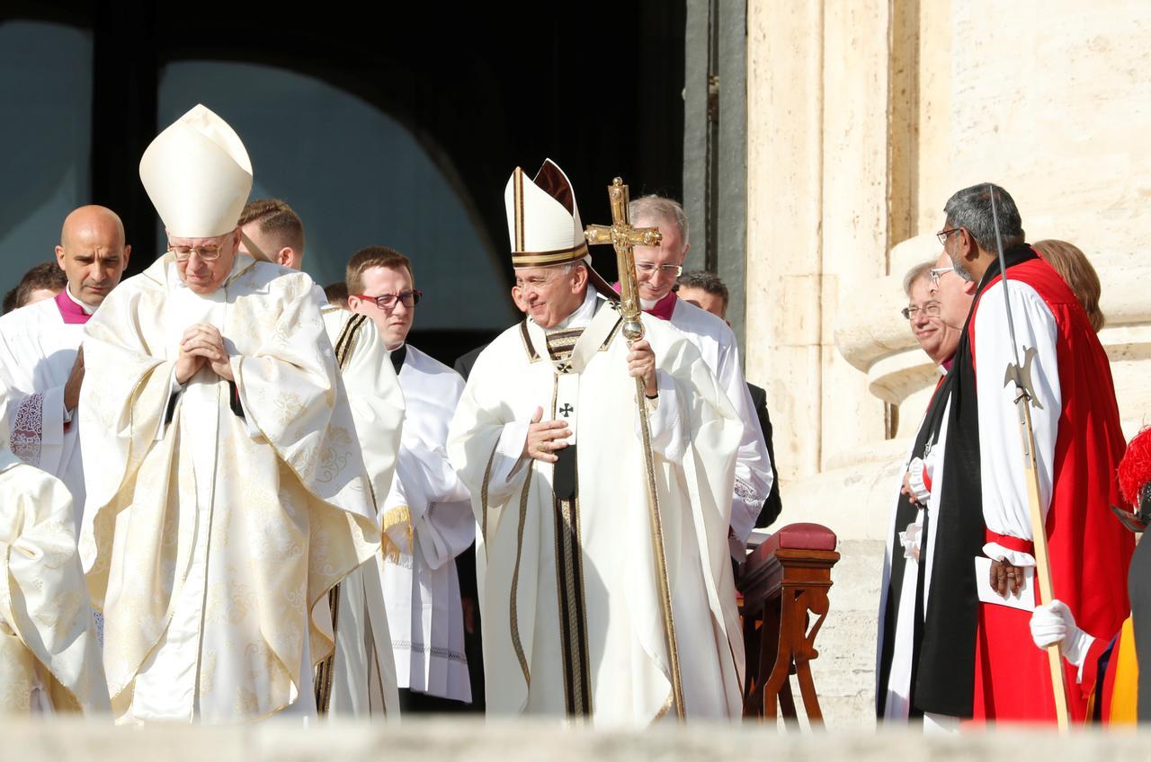 Pope canonises British Catholic luminary John Henry Newman, four others 8