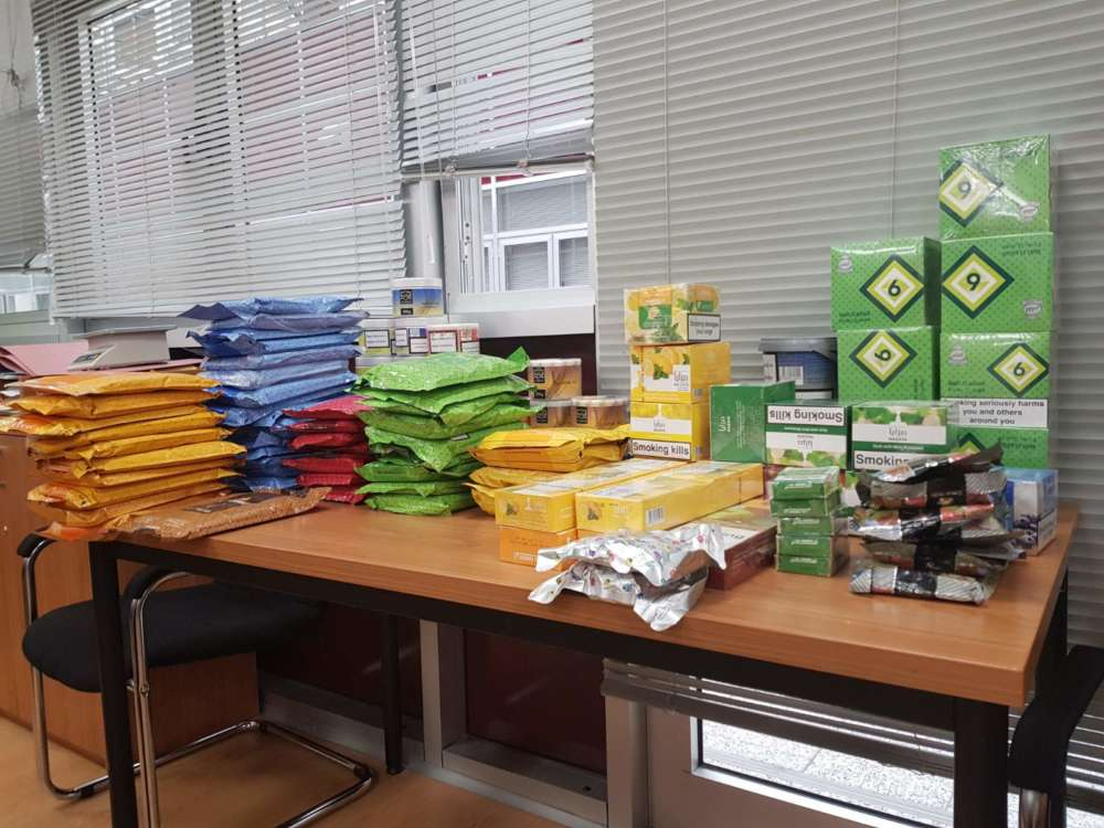 Priest fined €29,400 for 72 kilos of duty free tobacco from The North 1