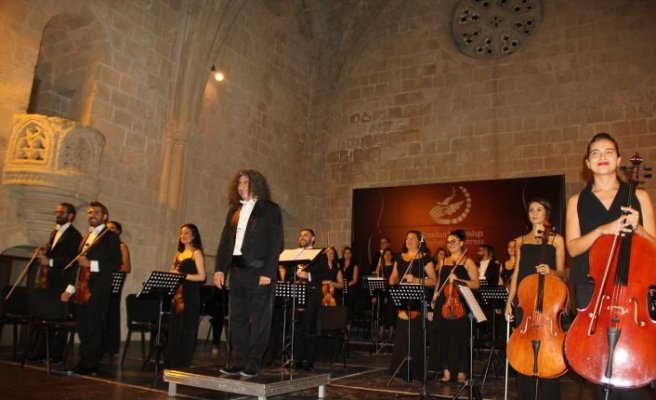 A month of magical musical moments at the Monastery 61