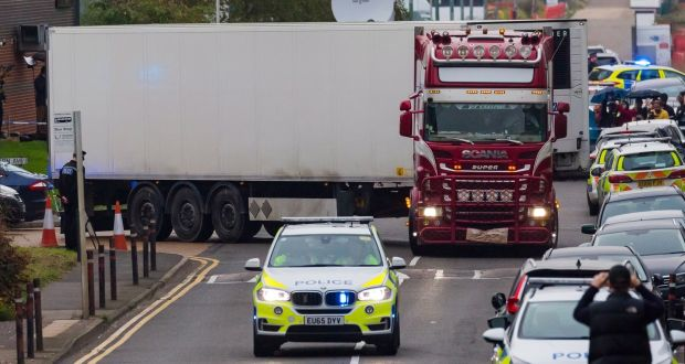 Essex lorry deaths: 39 found dead were Chinese nationals 11