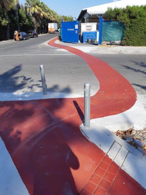 Limassol: Cycle lanes an embarrassment, says councillor 2
