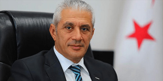 """Taçoy : """"We will always defend the rights of Turkey and the TRNC"""" 17"""