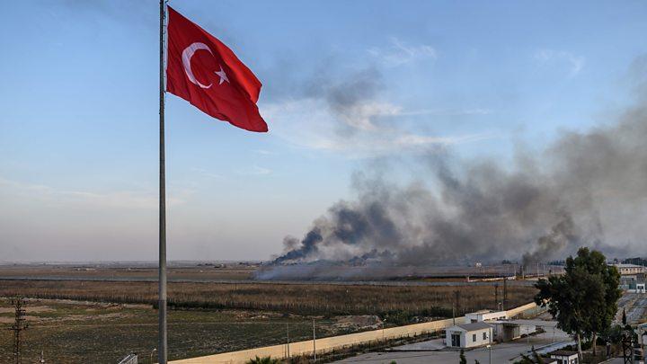 Turkey Syria offensive: US builds pressure to halt incursion against Kurds 14