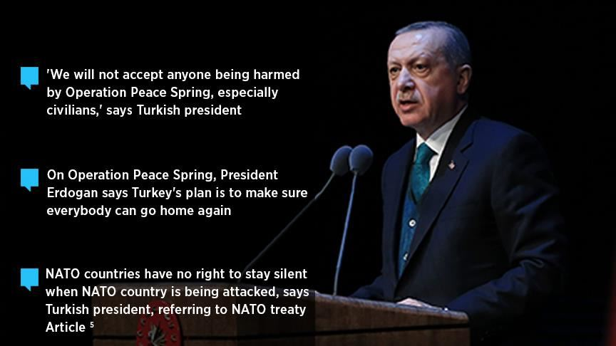 109 terrorists neutralized in Turkey's op in N Syria 1