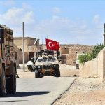 Airstrikes launched as Turkey begins northern Syria military operation 8