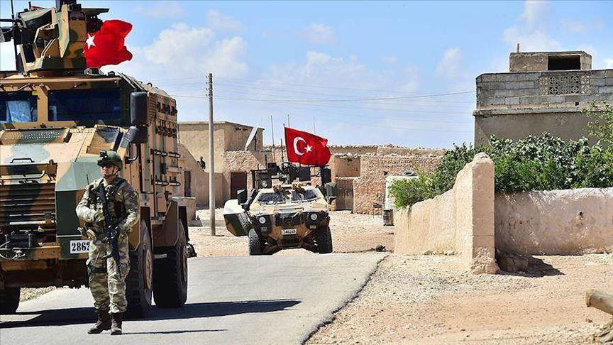Operation Peace Spring begins in N. Syria: Erdogan 1