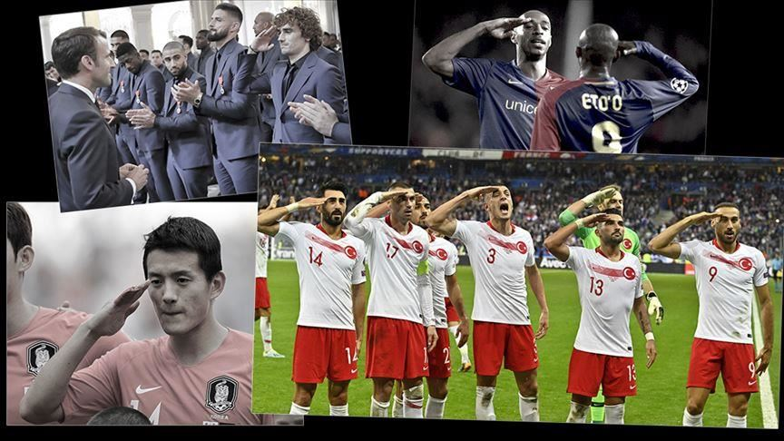 Unequal treatment for Turkish footballers under probe 10