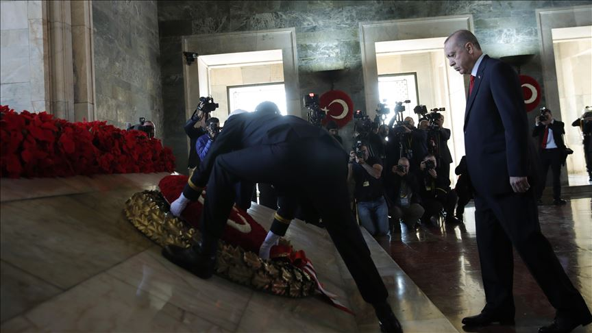 Turkey marks 96th anniversary of Republic Day 12