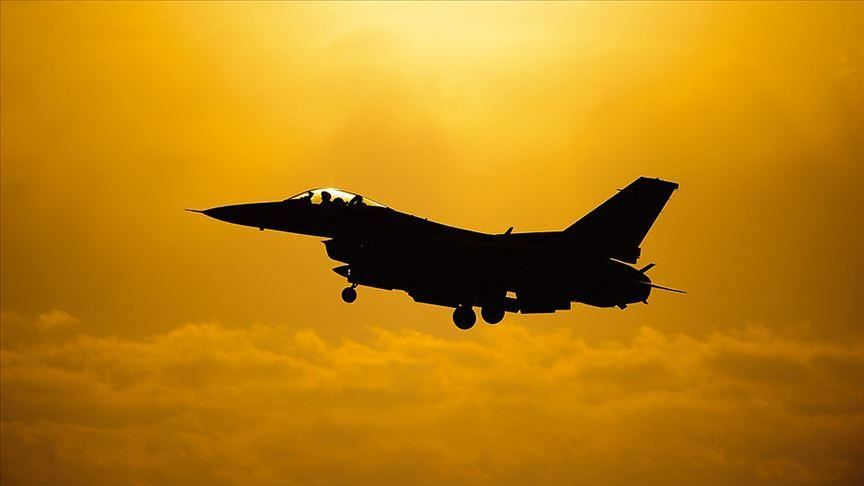 US F-16 fighter jet crashes in Germany 6