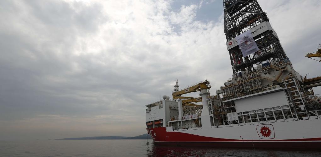 Turkish drillship to begin new operation in eastern Mediterranean 1