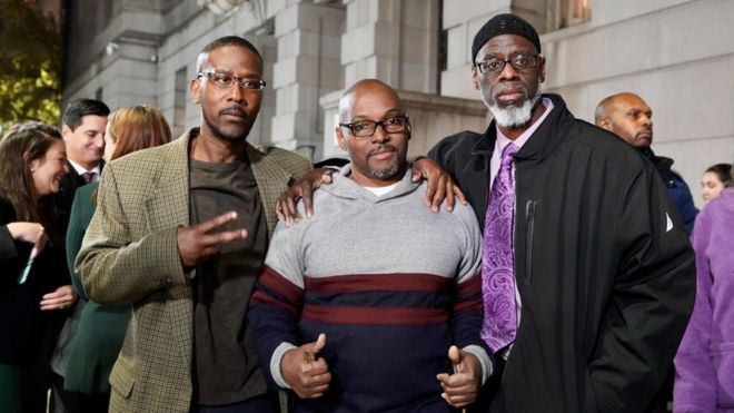 Maryland trio set free after being wrongfully jailed for 36 years 1