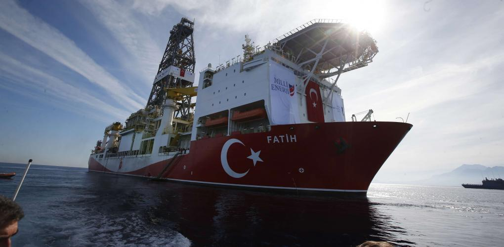 Turkish vessel set to resume gas drilling off Cyprus 1