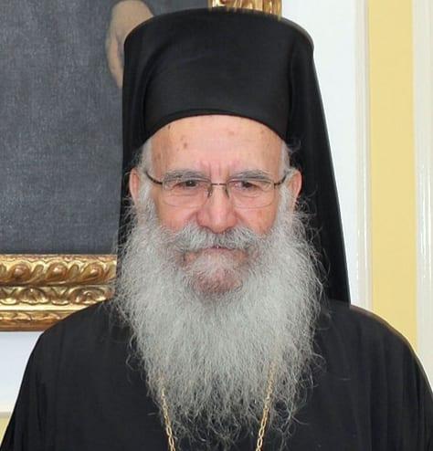 UK Greek Cypriot community mourn the loss of Archbishop Gregorios 1