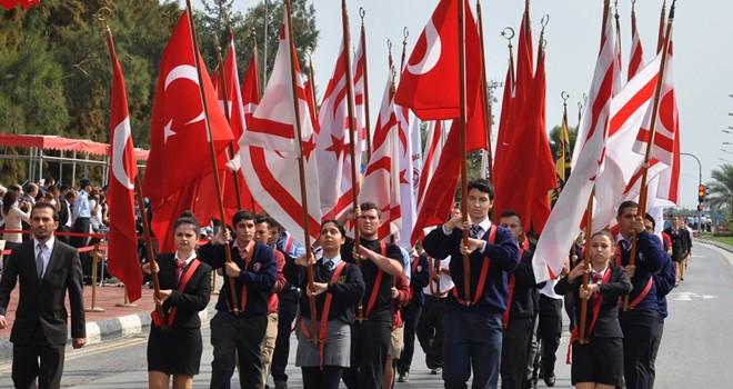 36th Anniversary of the establishment of the TRNC 1