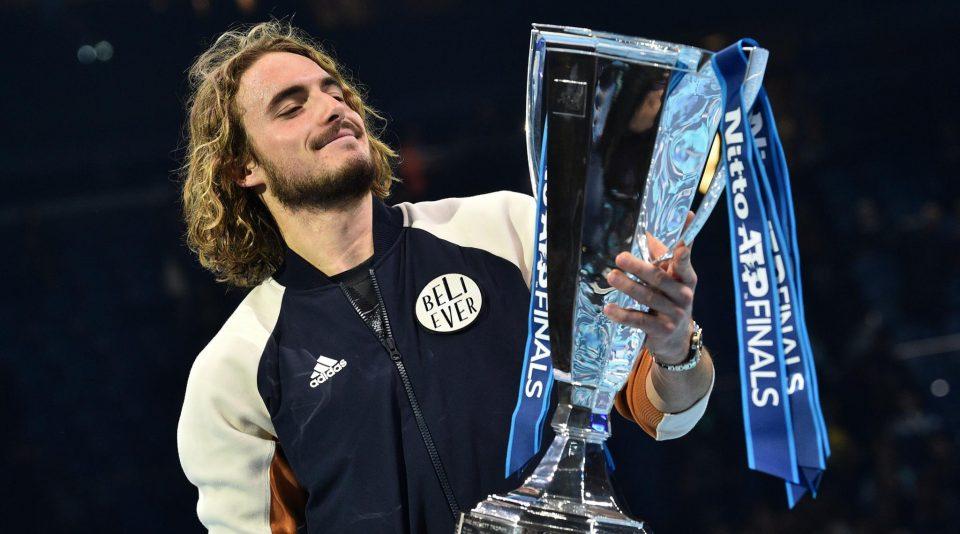 Stefanos Tsitsipas beats Dominic Thiem to win ATP Finals title 1