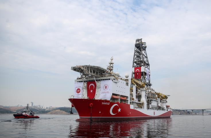 EU foreign ministers to adopt 'without discussion' illegal Turkish drilling regulation 1