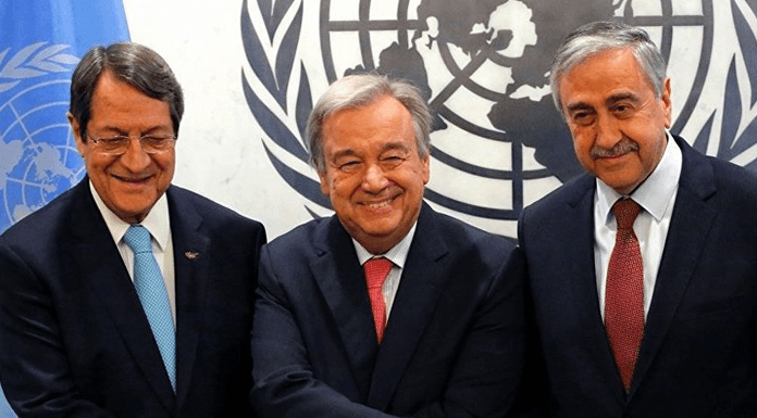 Trilateral Cyprus to meet in Berlin 1