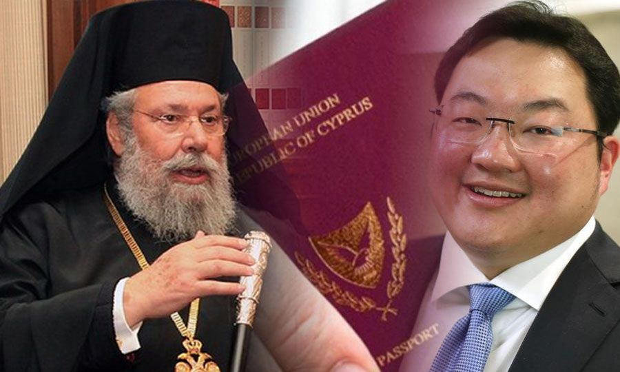 Financier's Cypriot passport rocks the boat 1