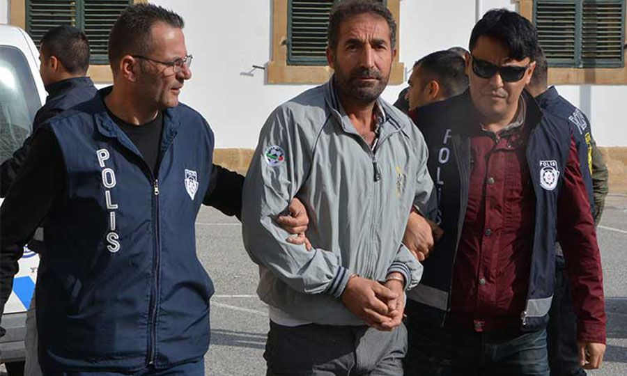 Kurd arrested North on terrorism charges 14