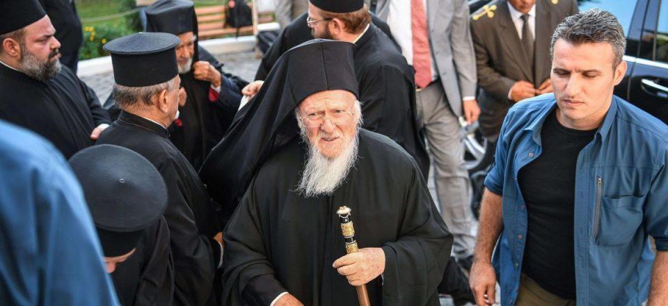 Three masked men break into Greek Patriarch's home in Istanbul 1