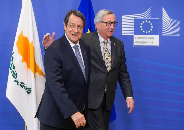 Juncker takes stock, cites Cyprus as missed opportunity 1