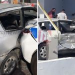 What awaits the two women for the racist attack in Larnaca? 1