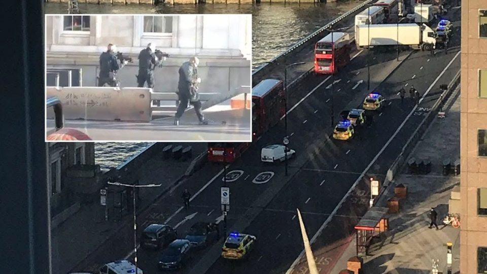London Bridge: Suspect shot Dead after several stabbed in terror attack (Video) (Update) 1